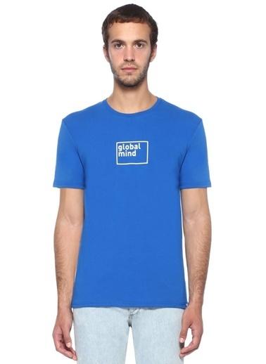 Minimum Tişört Mavi